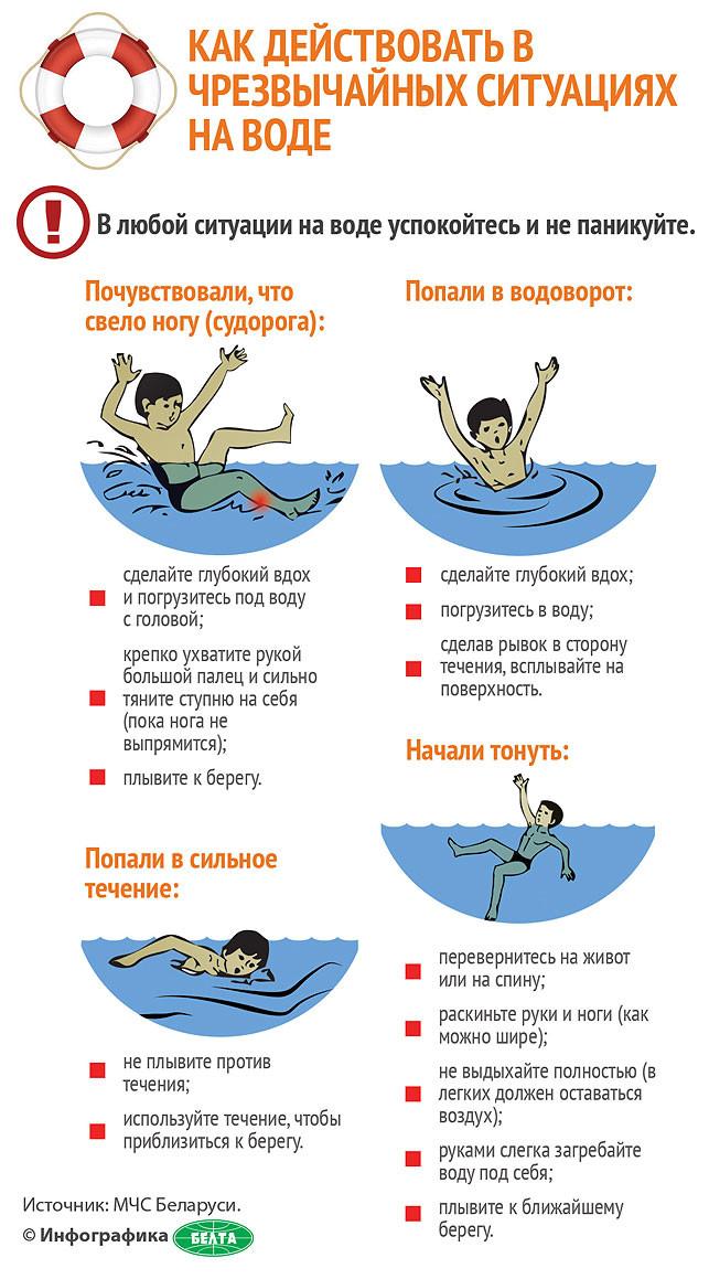 Рекомендации по безопасному поведению детей на водных объектах в осенне-зимне-весенний период